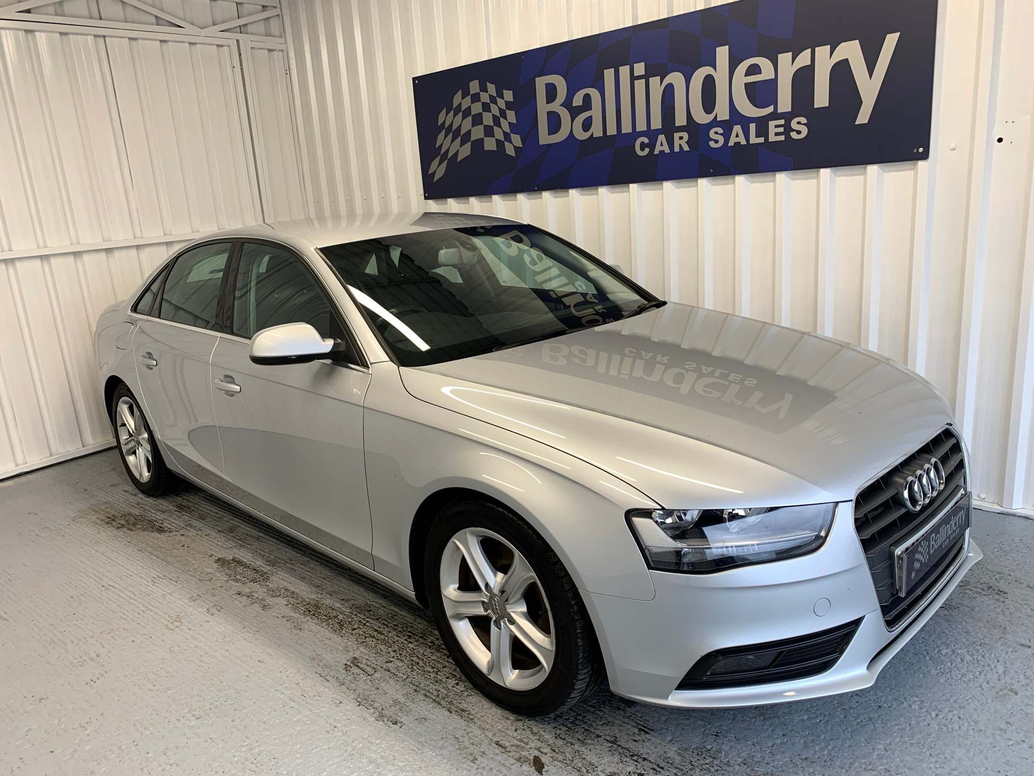2012 AUDI A4 2.0 TDI SE Diesel Manual FULL HISTORY-NEW TIMING BELT – Ballinderry Car Sales Moira