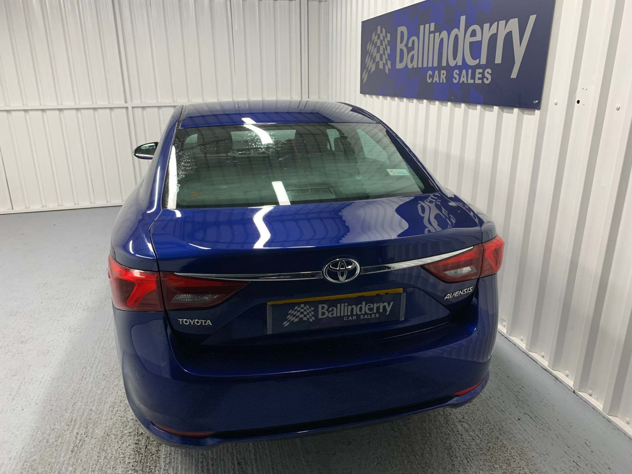 2016 TOYOTA Avensis 1.6 D-4D Active (s/s) Diesel Manual ONE OWNER-FULL HISTORY-£20 TAX – Ballinderry Car Sales Moira full