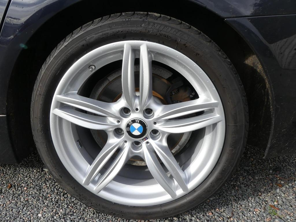 2014 BMW 5 Series 2.0 520d M Sport Diesel Automatic SAT NAV–LEATHER–HEATED SEATS – Ballinderry Car Sales Moira full