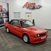 1993 BMW 3 Series K   1.8 318I LUX Petrol Manual  – AJM Sales Ltd Dungannon