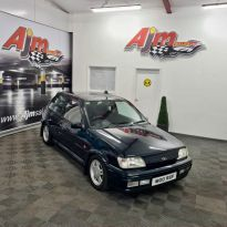 1994 Ford Fiesta L   1.8 RS 1800 Petrol Manual  – AJM Sales Ltd Dungannon