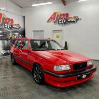 1996 Volvo 850 2.3 R Petrol Manual  – AJM Sales Ltd Dungannon