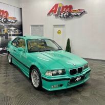1998 BMW 3 Series S   2.5 323I Petrol Automatic  – AJM Sales Ltd Dungannon