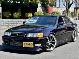 2001 Toyota Mark II Blitz CHASER JZX100 MK2 Petrol 5 Speed Manual  – AJM Sales Ltd Dungannon