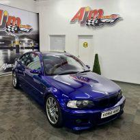 2002 BMW M3 3.2 Petrol Manual  – AJM Sales Ltd Dungannon