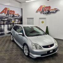 2002 Honda Civic 2.0 TYPE-R Petrol Manual  – AJM Sales Ltd Dungannon