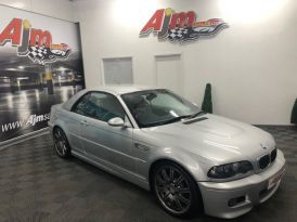 2003 BMW M3 3.2 Petrol Manual  – AJM Sales Ltd Dungannon