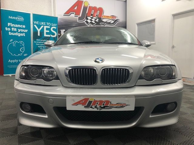 2003 BMW M3 3.2 Petrol Manual  – AJM Sales Ltd Dungannon full