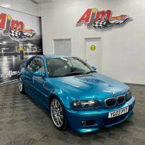 2003 BMW M3 3.2 Petrol Manual  – AJM Sales Ltd Dungannon