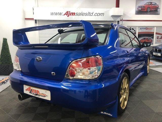 2006 Subaru WRX STI IMPREZA 2.5  TYPE UK Petrol Manual  – AJM Sales Ltd Dungannon full