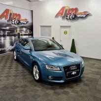 2008 Audi A5 3.0 TDI QUATTRO DPF SPORT Diesel Automatic  – AJM Sales Ltd Dungannon