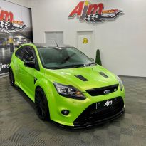 2009 Ford Focus 2.5 RS Petrol Manual  – AJM Sales Ltd Dungannon