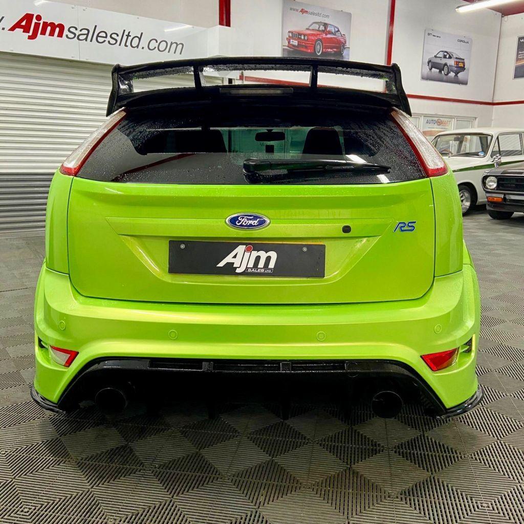 2009 Ford Focus 2.5 RS Petrol Manual  – AJM Sales Ltd Dungannon full