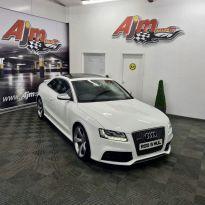2010 Audi RS5 A5 4.2  FSI QUATTRO Petrol Semi Auto  – AJM Sales Ltd Dungannon
