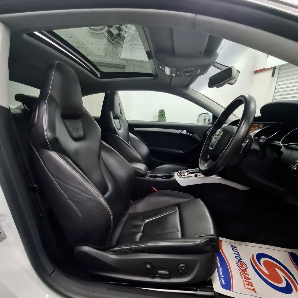 2010 Audi RS5 A5 4.2  FSI QUATTRO Petrol Semi Auto  – AJM Sales Ltd Dungannon full