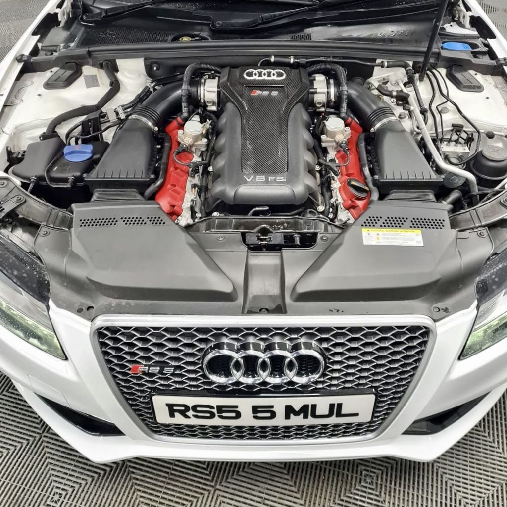 2010 Audi A5 Rs5 A5 4 2 Fsi Quattro 4 2 Petrol 19995 Ajm Sales Ltd Cars Ni