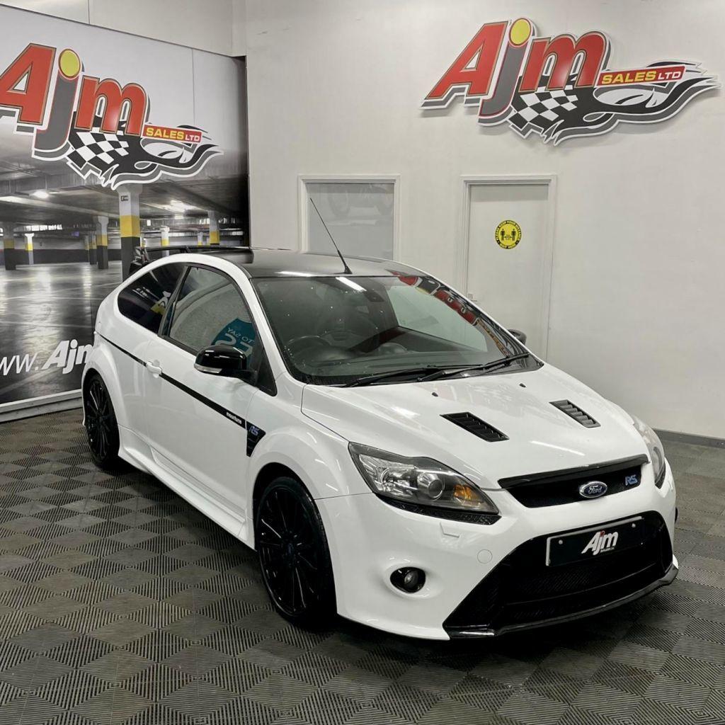 2010 Ford Focus 2.5 RS Petrol Manual  – AJM Sales Ltd Dungannon full