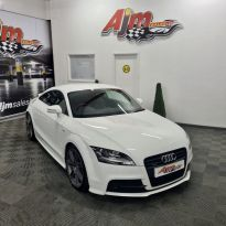 2012 Audi TT N   2.0 TDI QUARO S LINE BLACK EDITION Diesel Manual  – AJM Sales Ltd Dungannon