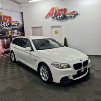 2012 BMW 5 Series 2.0 520D M SPORT TOURING Diesel Automatic  – AJM Sales Ltd Dungannon