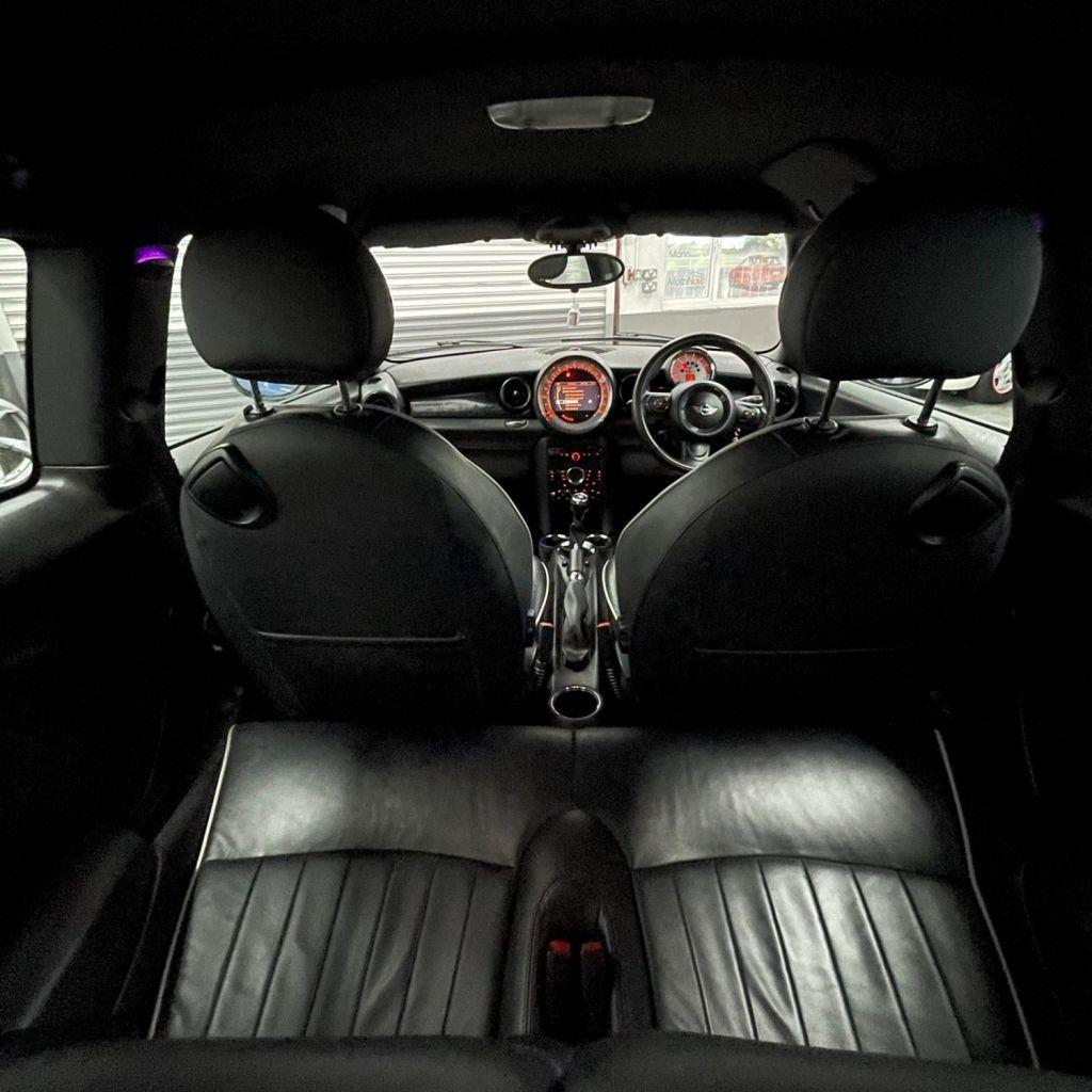 2012 MINI Cooper HATCH  1.6  D LONDON 2012 EDITION Diesel Manual  – AJM Sales Ltd Dungannon full