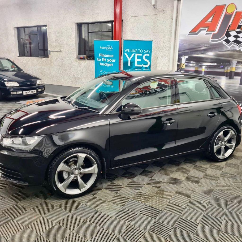 2013 Audi A1 1.6 TDI 5 Door Diesel Other  – AJM Sales Ltd Dungannon full