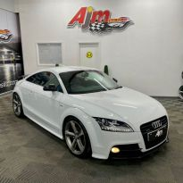 2013 Audi TT T   2.0 TDI QUARO BLACK EDITION Diesel Automatic  – AJM Sales Ltd Dungannon
