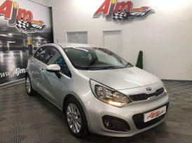 2013 Kia Rio 1.4 2 Petrol Automatic  – AJM Sales Ltd Dungannon