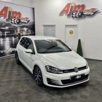 2013 Volkswagen Golf 2.0 GTD Diesel Manual  – AJM Sales Ltd Dungannon