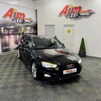 2014 Audi A3 2.0 TDI QUATTRO S LINE Diesel Semi Auto  – AJM Sales Ltd Dungannon