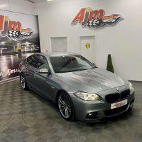 2014 BMW 5 Series 2.0 520D M SPORT Diesel Automatic  – AJM Sales Ltd Dungannon