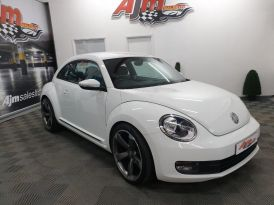 2014 Volkswagen Beetle 2.0 DESIGN TDI Diesel Manual  – AJM Sales Ltd Dungannon
