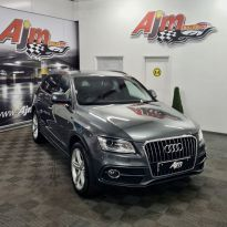 2015 Audi Q5 2.0 TDI QUATTRO S LINE PLUS Diesel Automatic  – AJM Sales Ltd Dungannon