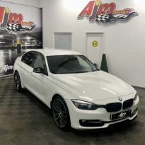 2015 BMW 3 Series 2.0 318D SPORT Diesel Manual  – AJM Sales Ltd Dungannon