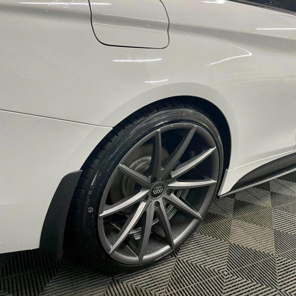 2015 BMW 4 Series 2.0 420D M SPORT Diesel Automatic  – AJM Sales Ltd Dungannon full