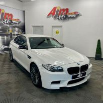 2015 BMW 5 Series 3.0 530D M SPORT Diesel Automatic  – AJM Sales Ltd Dungannon