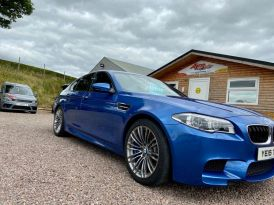 2015 BMW M5 4.4 Petrol Automatic  – AJM Sales Ltd Dungannon