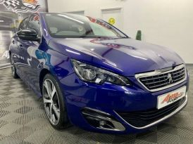 2015 Peugeot 308 2.0 BLUE HDI S/S GT LINE Diesel Manual  – AJM Sales Ltd Dungannon