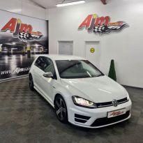 2015 Volkswagen Golf 2.0 R DSG Petrol Semi Auto  – AJM Sales Ltd Dungannon