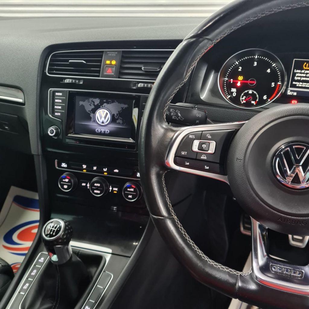 2015 Volkswagen Golf 2.0 GTD Diesel Manual  – AJM Sales Ltd Dungannon full