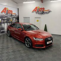 2016 Audi A6 2.0 TDI ULTRA BLACK EDITION Diesel Manual  – AJM Sales Ltd Dungannon