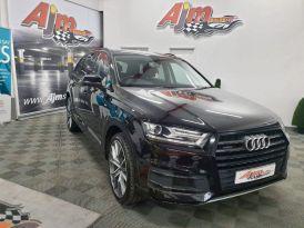 2016 Audi Q7 3.0 TDI QUATTRO     HEATED SEATS XENONS BLACK EDITION STYLING OPTIONAL 22 ALLOYS Diesel Automatic  – AJM Sales Ltd Dungannon