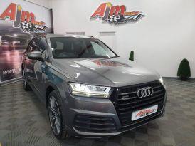 2016 Audi Q7 3.0 TDI QUATTRO S LINE Diesel Automatic  – AJM Sales Ltd Dungannon