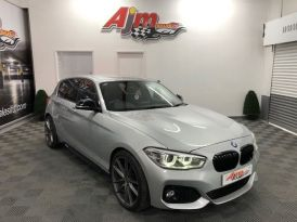 2016 BMW 1 Series 1.5 116D M SPORT Diesel Manual  – AJM Sales Ltd Dungannon