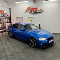 2016 BMW 3 Series 2.0 320D XDRIVE M SPORT Diesel Manual  – AJM Sales Ltd Dungannon
