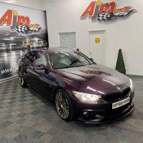 2016 BMW 4 Series 3.0 430D M SPORT GRAN COUPE Diesel Automatic  – AJM Sales Ltd Dungannon