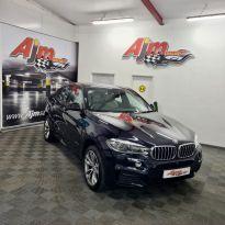 2016 BMW X6 3.0 XDRIVE40D M SPORT Diesel Automatic  – AJM Sales Ltd Dungannon