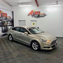 2016 Ford Mondeo 2.0 TITANIUM TDCI Diesel Manual  – AJM Sales Ltd Dungannon