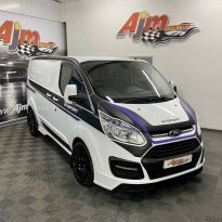 2016 Ford TRANSIT CUSTOM 2.2 290 LIMITED LR P/V Diesel Manual  – AJM Sales Ltd Dungannon