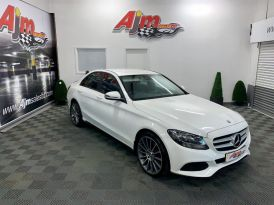 2016 Mercedes-Benz C Class C-CLASS 2.1 C220 D SE Diesel Manual  – AJM Sales Ltd Dungannon