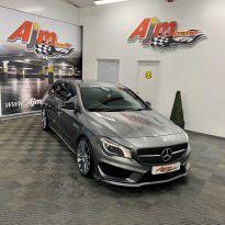 2016 Mercedes-Benz CLA 2.1  220 D AMG LINE Diesel Semi Auto  – AJM Sales Ltd Dungannon